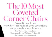 The 10 Most Coveted Corner Chairs
