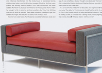 Ralph Pucci Furniture (One) Premiers